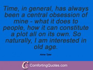 Anne Tyler Quotations