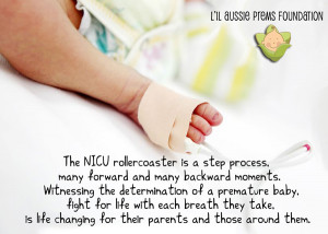 is life changing for their parents and those around them.
