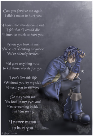 Forgive Me Poems For Him Can you forgive me? by