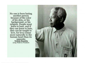 Nelson Mandela Spent 27 Years In Prison — And Had This To Say When ...