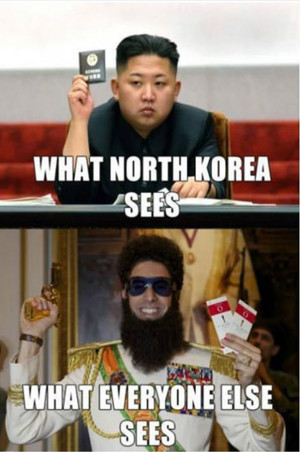 funny north korea pictures