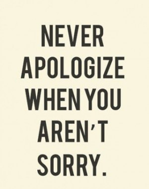 """Truth… Your fake apologies and """"kind"""" words are transparent, and ..."""