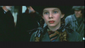 Rachel Hurd Wood in a scene from Peter Pan - 2003