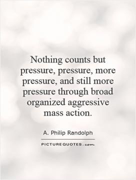 Community Quotes A Philip Randolph Quotes