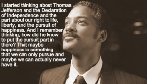 Will Smith Pursuit of Happiness Quotes