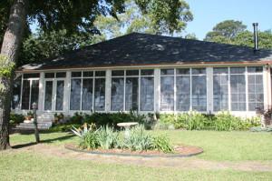 Patio Enclosure Whitehouse