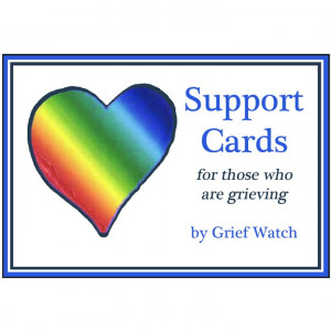 Grief Support Cards