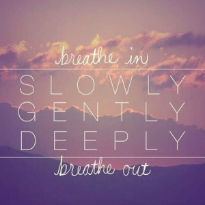 Just breathe #quotes #life
