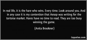 More Anita Brookner Quotes