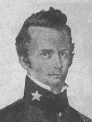 William Barret Travis 1809-1836