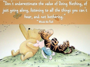 Tao of Pooh Quotes | tao-of-pooh-quote