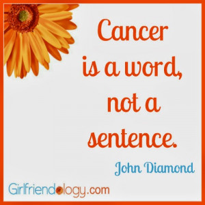 Cancer Survivor Quotes And Sayings