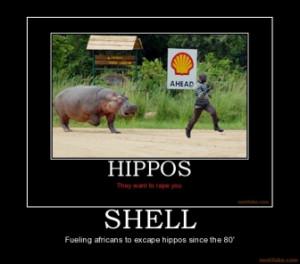 Shell Demotivational Poster