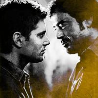 Supernatural Dean vs Azazel [1x22]