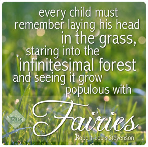 Fairies Quotes