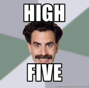 Funny Quotes Borat On The Beach Sasha Baron Cohen Explores The Limits ...