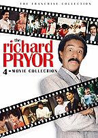 Richard Pryor 4 Movie Collection