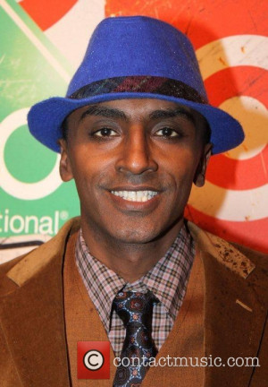 Marcus Samuelsson Thursday 10th March 2011 The GO International
