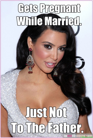 There's Nothing Funny About The Kim Kardashian/Kanye West Pregnancy ...