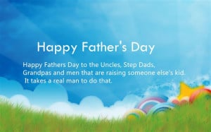 Best Happy Father's Day 2015 Quotes From Son In Law