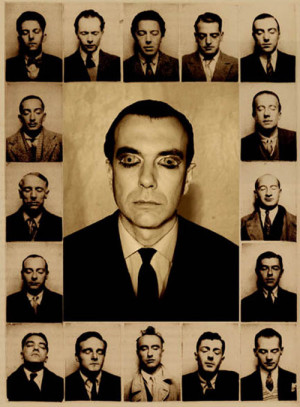 André Breton - Surrealist Writer (from the Metamorphosis Series) by ...