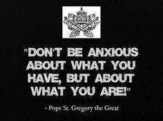 ... catholic baby awestruck tv saint quotes pope saint gregory quotes