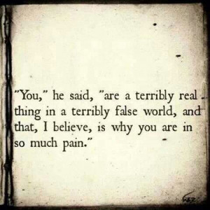 Beautiful quote from Alice in Wonderland