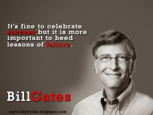 Social Service Quotes Bill gates common quotes and