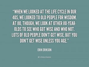 Erik Erikson Quotes On Identity