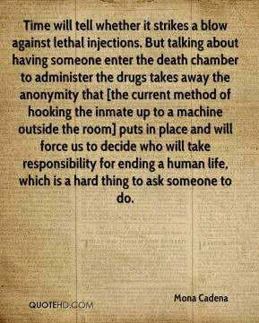 Time will tell whether it strikes a blow against lethal injections ...