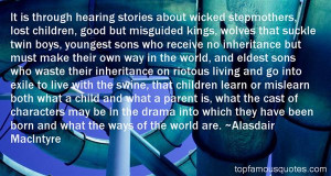Wicked Stepmothers Quotes