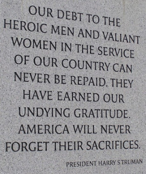 Today's Good Newsz Quote of the Day...Memorial Day - Remembering those ...