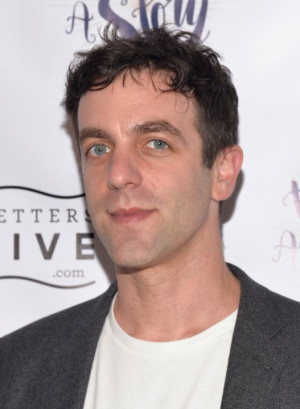 ... michael tullberg image courtesy gettyimages com names b j novak b j