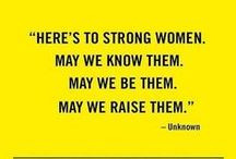 Inspirational Quotes / #Feminism #Gender #Women #GenderEquality # ...