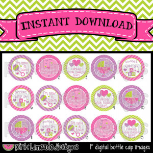 Sweet Baby Girl - Cute Sayings for Babies and Little Girls - INSTANT ...