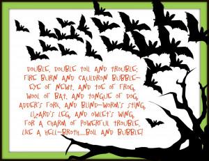 Spooky Shakespeare: The Shakespeare Halloween Edition!