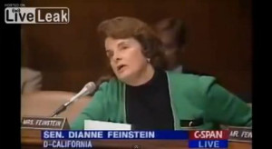 Busted: Gun Control Legislator Dianne Feinstein's Hypocrisy Exposed ...