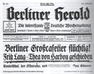 Bertolt Brecht Biography