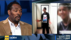 Rodney King: 'I've been in Trayvon's shoes'