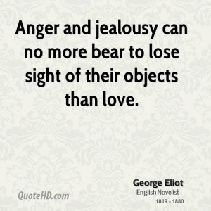 Anger And Jealousy Can...