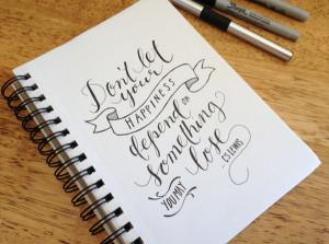 CS Lewis Quote on Happiness