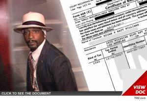 Katt Williams Bitch Slaps $280,000 Tax Lien