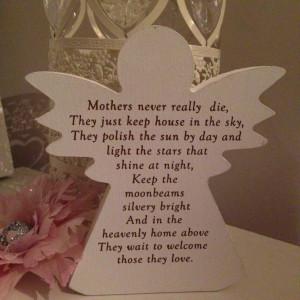 Mother (Nana/Grandma) In Heaven Angel