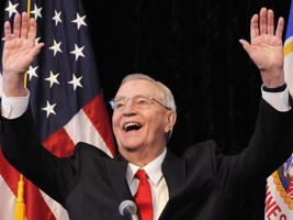 In an Oct. 30, 2012, file photo, former Vice President Walter Mondale ...