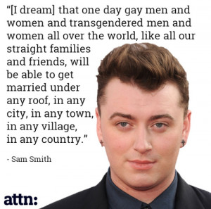 Congrats to Sam Smith on his #GRAMMY awards tonight!