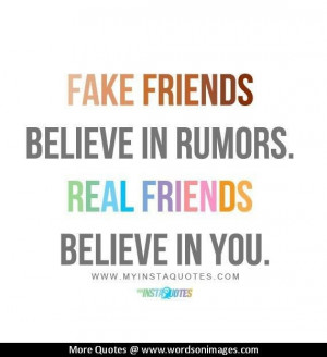 Fake Friends Quotes Sayings