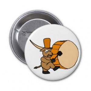 Funny Longhorn Steer