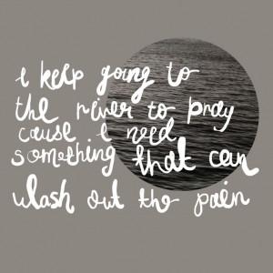 Ghost by Ella Henderson. // Quote Lyrics