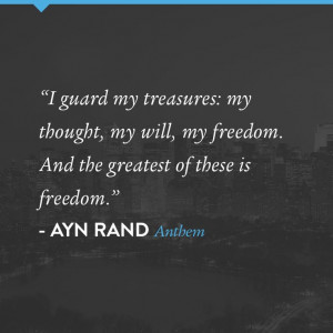 More like this: ayn rand , a quotes and quotes .