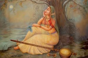 Tracing the myth of Mirabai